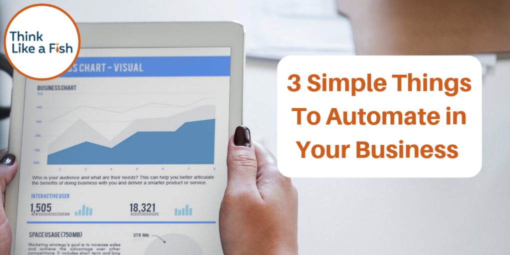 3 Simple Marketing Automation That You Can Do For Your Business