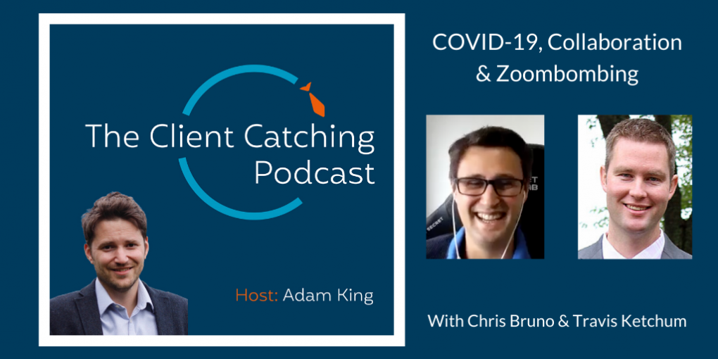 The Client Catching Podcast with Adam King
