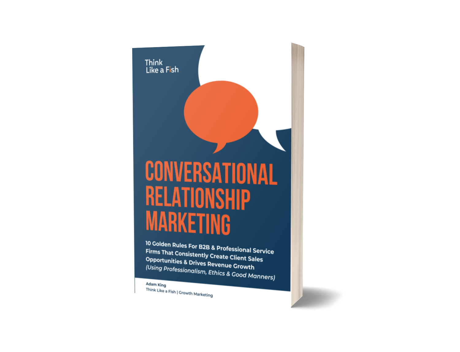 Conversational Relationship Marketing Book
